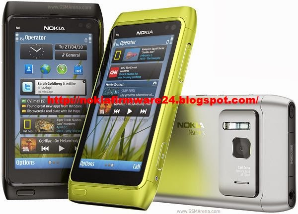 Nokia N8 RM-596 Latest Flash file Firmware Free DOWNLOAD ...