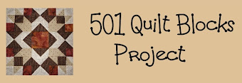 501 Quilt Blocks Project