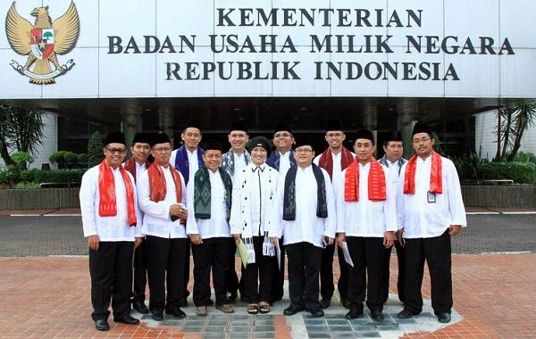 KEMENTERIAN BUMN : TENAGA PERBANTUAN PENGELOLAAN KONTEN PORTAL - INDONESIA