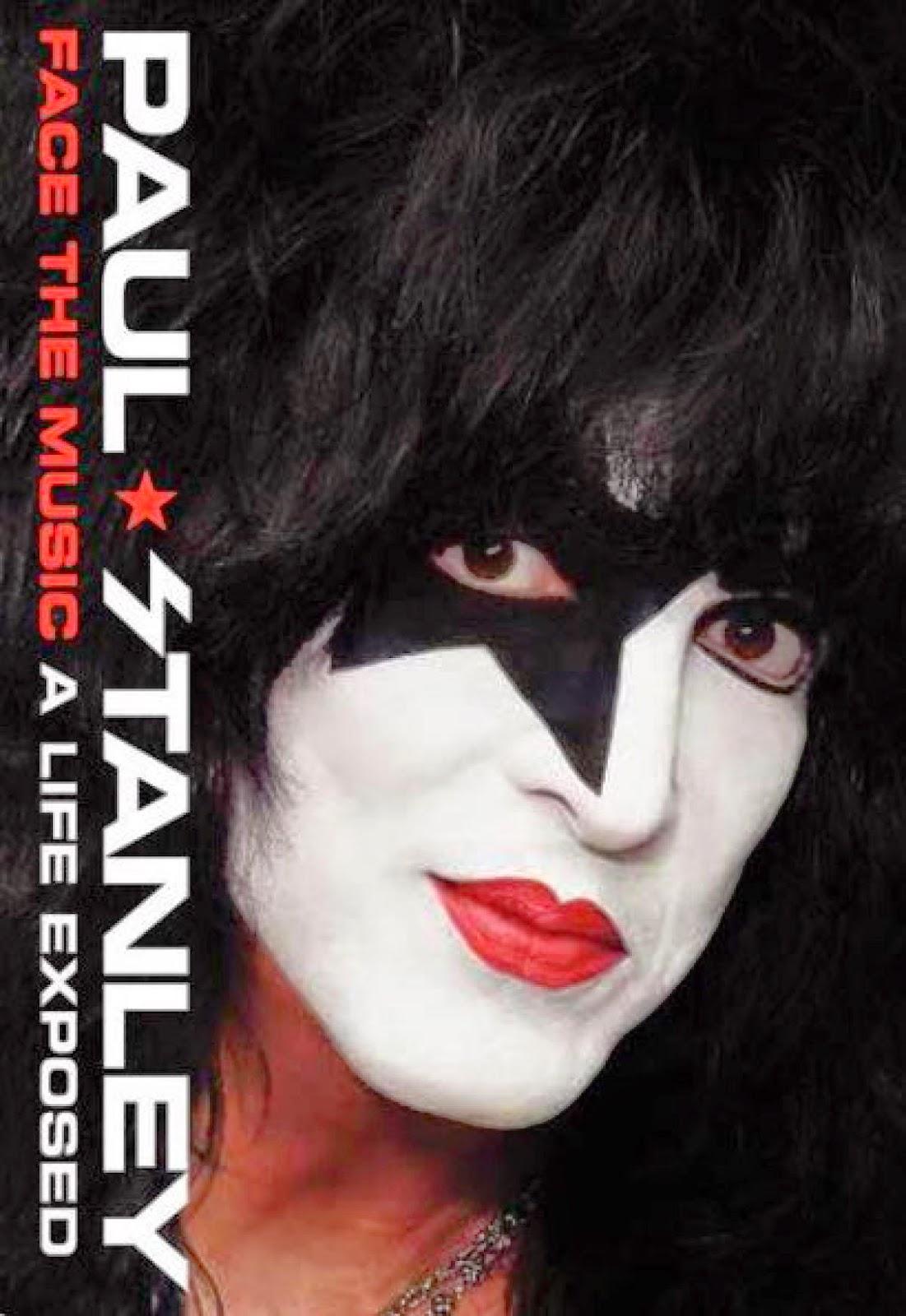 Face à la musique  le livre de Paul Stanley, chanteur et guitariste de Kiss  , Cabel Kawan  Cabel Kawan