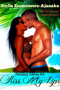 Kiss My Lips (Holiday Series #2)