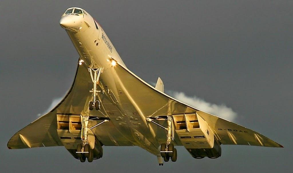 Aerei aerei concorde for Modellino concorde