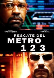 Rescate En El Metro 123 – Asalto al tren Pelham 123 (2009) DvdRip Latino