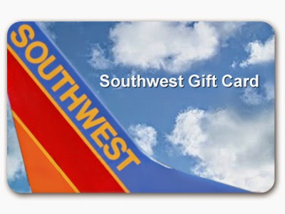 $500 Southwest Airlines Gift Card