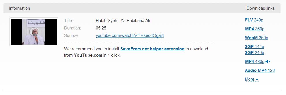 Download Video di Youtube Tanpa Software Terbaru