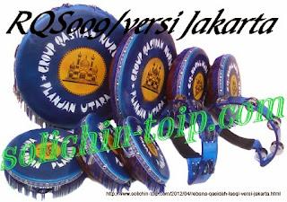 Rebana Qasidah versi Lasqi Jakarta Kualitas Super 2