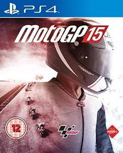MotoGP 15 HD Cover