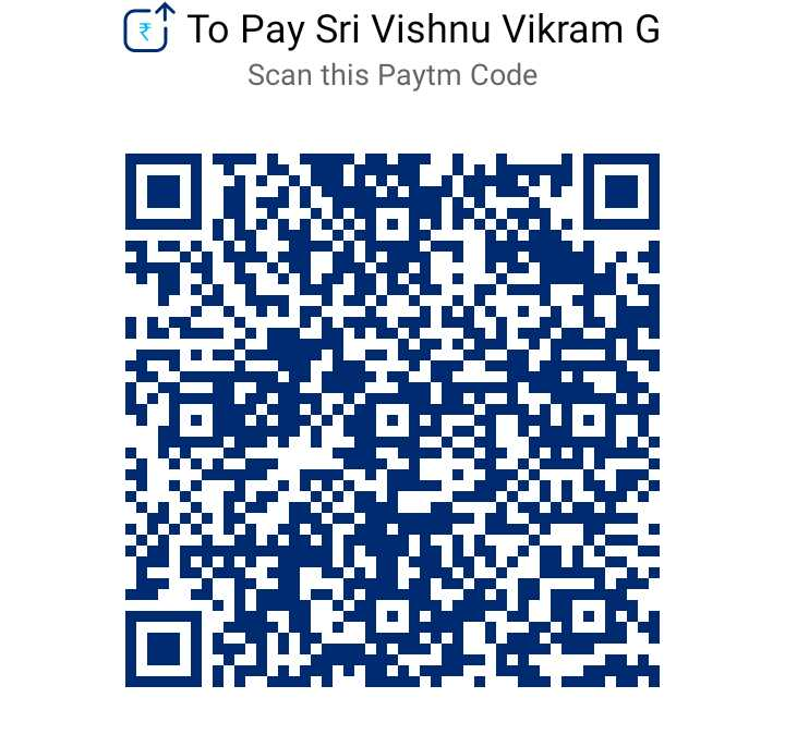 PAYTM- SCAN THIS IMAGE