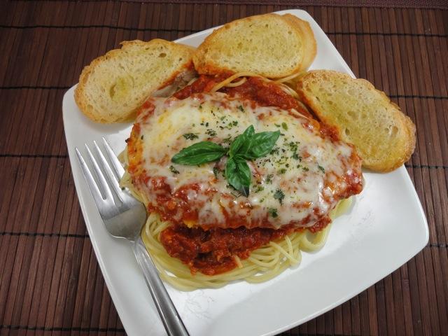 Eat Cake For Dinner: Skillet Chicken Parmesan