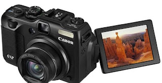 Digital Camera of the Year Canon PowerShot G12