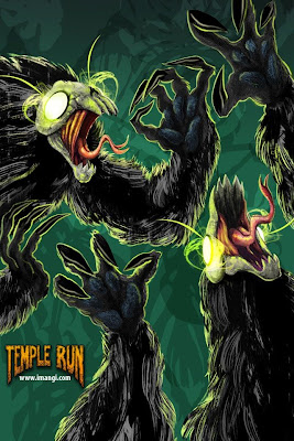 temple run wallpaper download free for iPhone 1