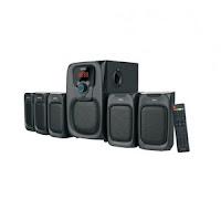 Buy Zebronics ZEB-SW8610RUCF 5.1 Speaker System Rs.3600 only at Flipkart : BuyToEarn