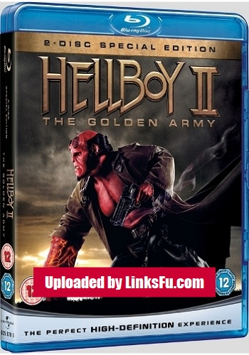 Hellboy II The Golden Army 2008 m720p BluRay