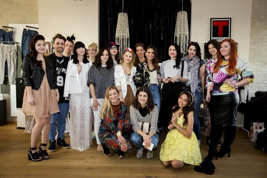 fashionblogger marie nasemann blogger shooting ootb