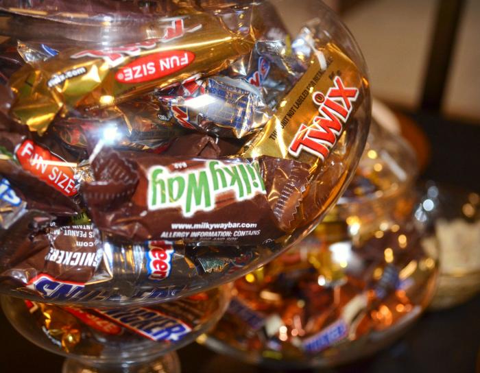 Mars, Chocolate, Fun Size, Sam's Club