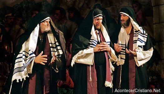 Judíos del Sanedrín de Israel