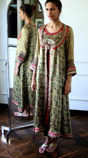 Rajput Eid Dresses by Misha Lakhani