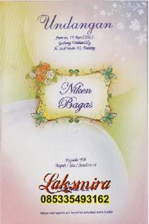 model undangan pernikahan