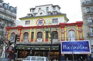 Le Bataclan ataque terrorista en Francia