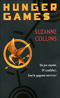 Hunger Games,Suzanne Collins, dystopie, katniss, peeta