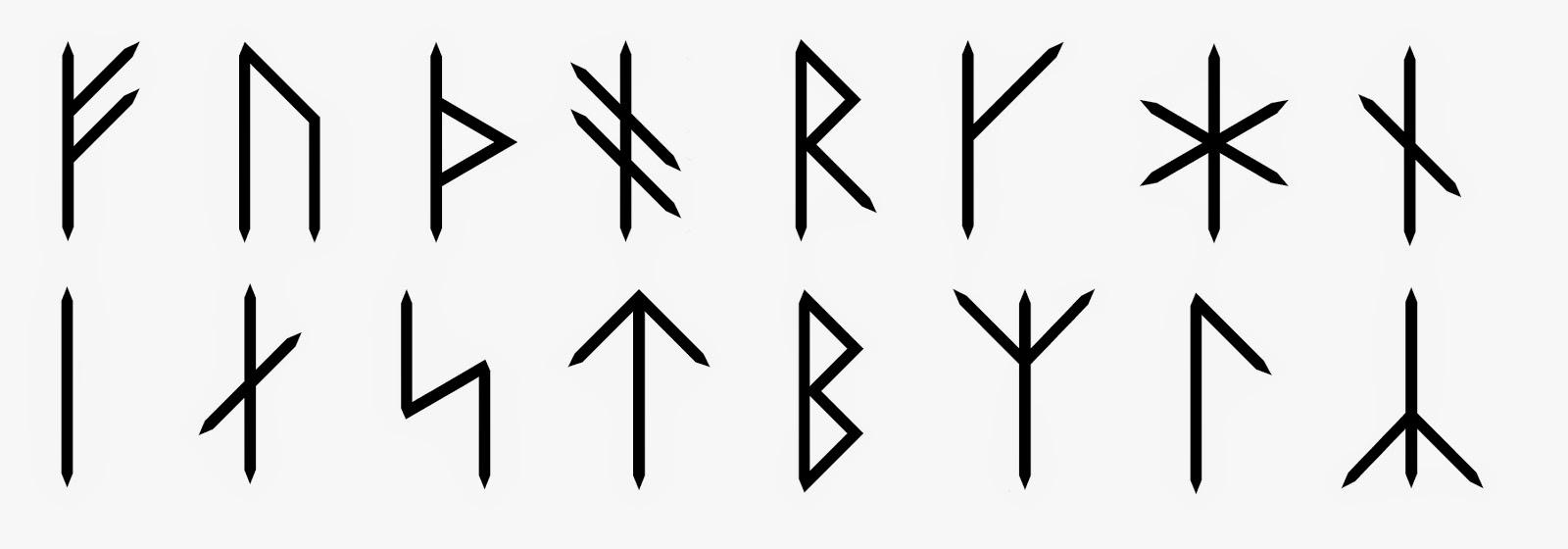 Real Rune Magick The Armanen Runes In Historical Context