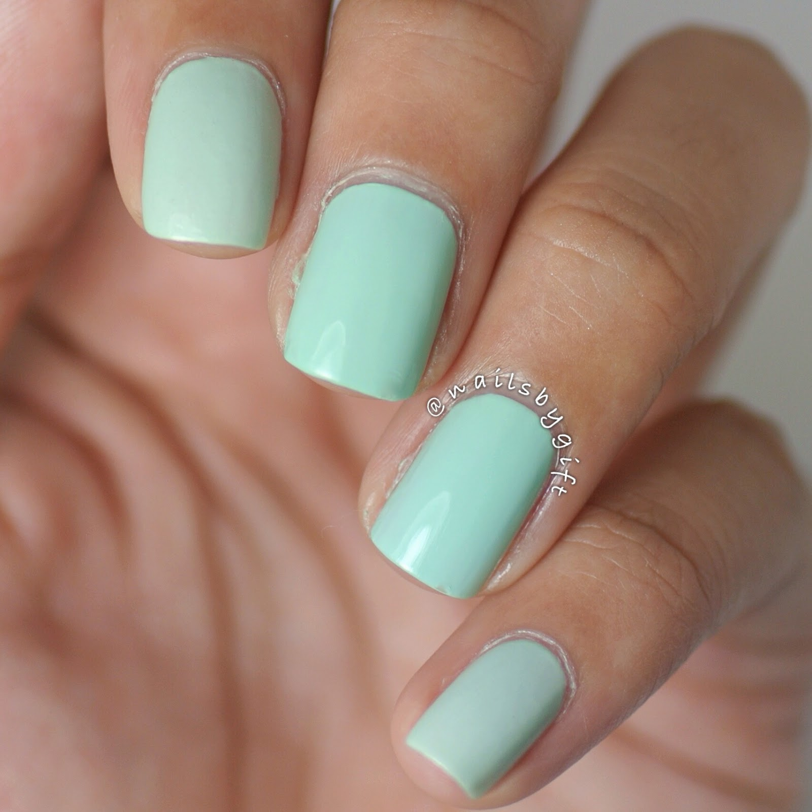 Nails by Gift: China Glaze Spring 2013 Swatch + Comparison Review