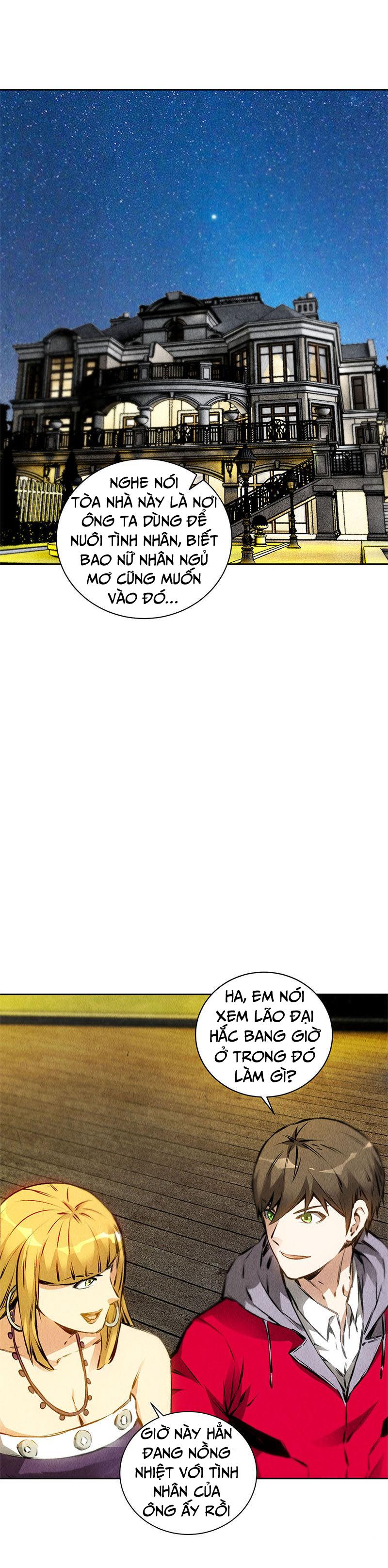Ta Là Phế Vật chap 111 - Trang 7