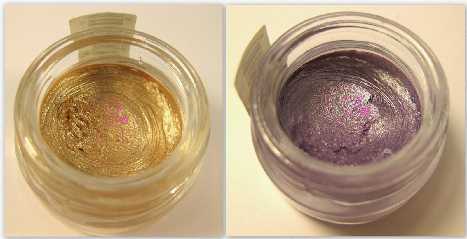 Astra Soul Color Waterproof Eyeshadow P/E 2013 n° 13 e 19