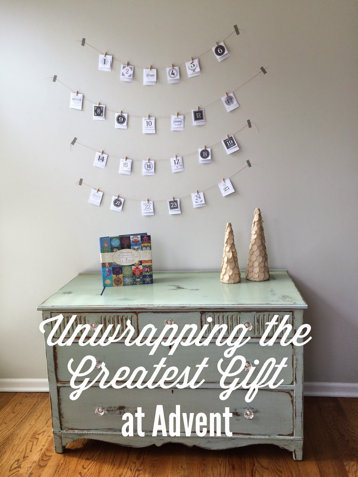 My {Grace Filled} Mess: Unwrapping the Greatest Gift
