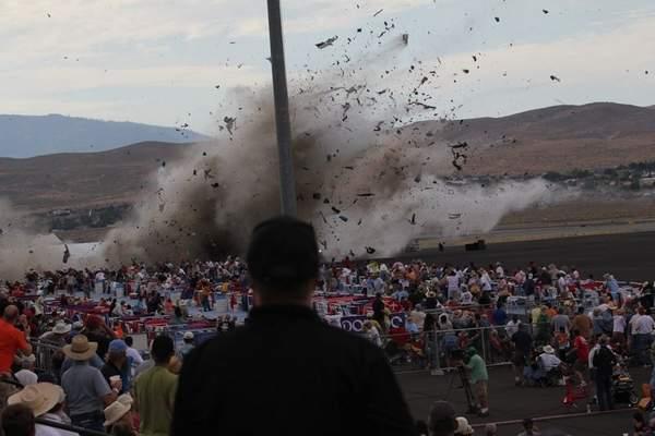 reno air crash