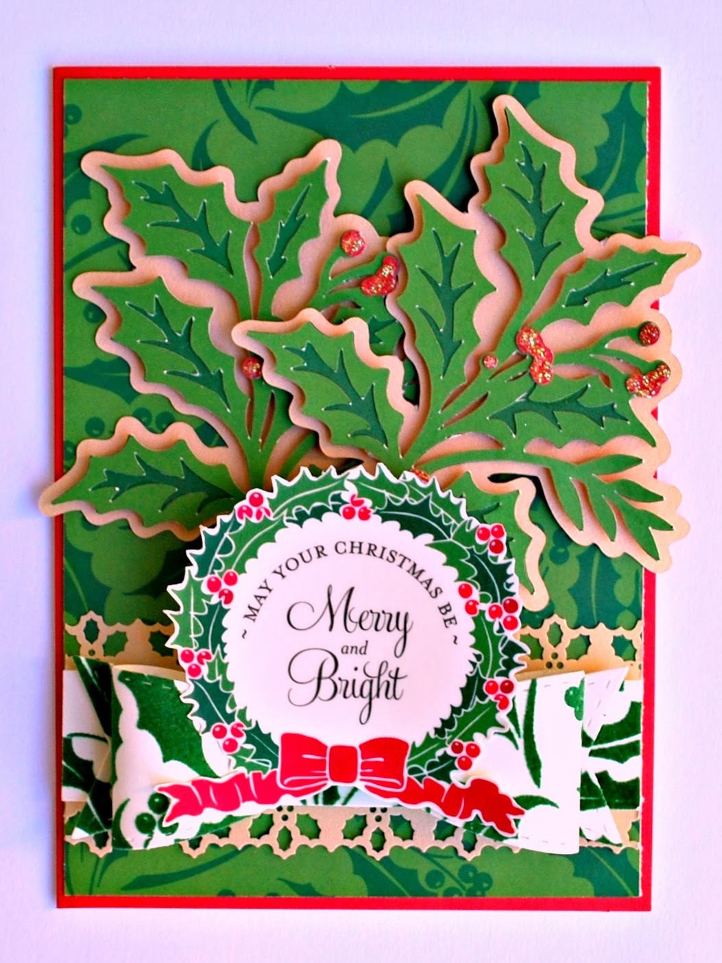 crafty creations with shemaine  anna griffin winter