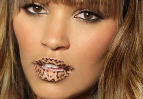 Tatuagem de boca