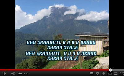 Orang Sabah Style Version 2 (Oppa Gangnam Style Parody)