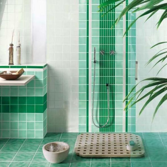 Ideas Para Decorar Baños Con Azulejos:Ideas de Diseño de Baños con Azulejos – Cerámicos y Porcelanatos