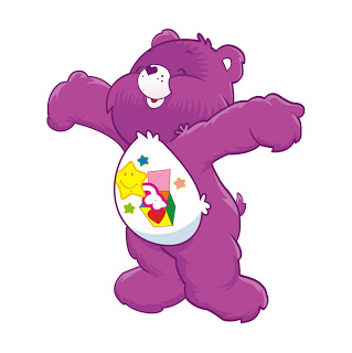 Ursinhos Carinhosos colorido
