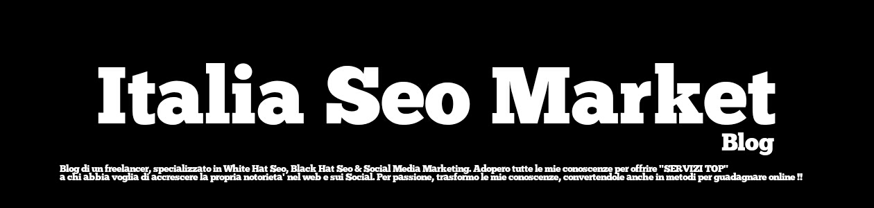 Social Media Marketing Italia
