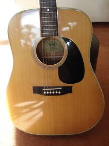 Suzuki Guitars: W150 front