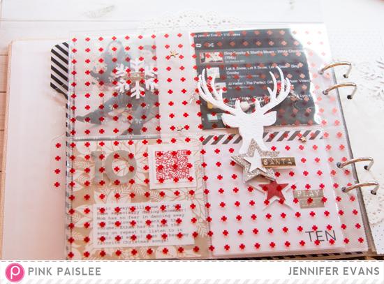 Countdown 2 Christmas Day 10 @pinkpaislee @createoften #pinkpaislee #ppc2c #ppMerryandBright