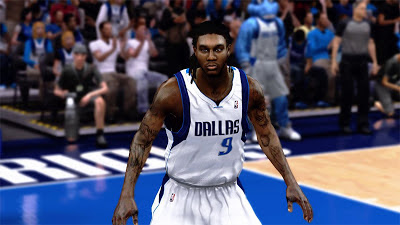 NBA 2K13 Jae Crowder Cyberface Mod