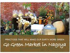 Go Green Market Nagoya