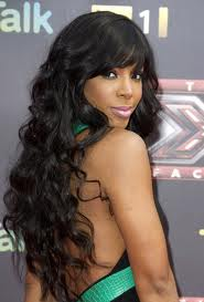 hair extension hairstyles and information kelly rowland