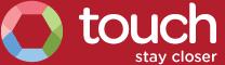 برنامــج touch chat للتواصل والمحادثه بين اجهزة بلاك بيري والايفون والجالكسي