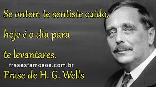 Frase de H.G.Wells