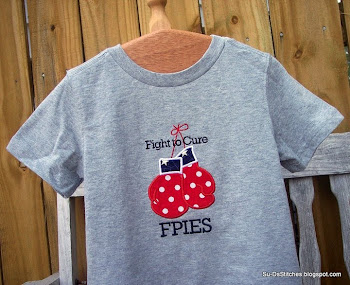 Fight to Cure FPIES T-shirts