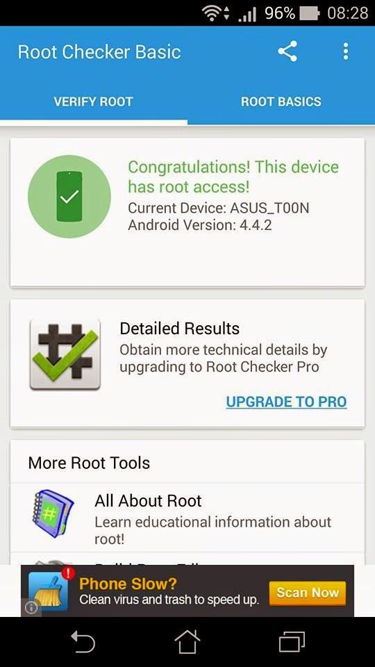[Tutorial] Cara Root Padfone S Menggunakan Aplikasi Towel Root