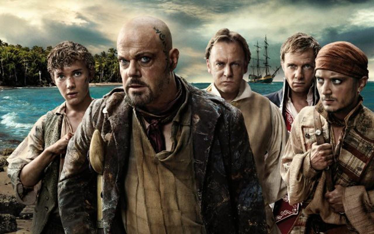 Ảnh trong phim Đảo Châu Báu - Treasure Island 1