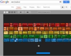 gioca a breakout Atari in Google Immagini