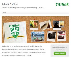 Citilink Creative Academy