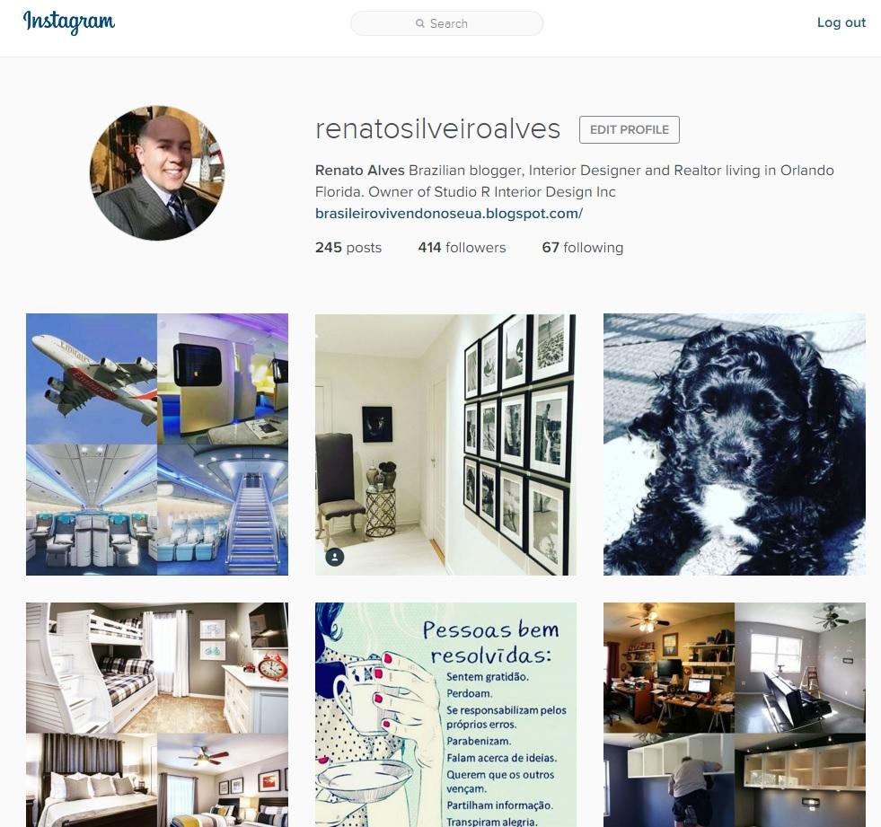 Para Imagens dos EUA siga-me no Instagram