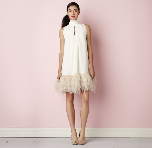 Style Redux: A Sophisticated Wedding Dress